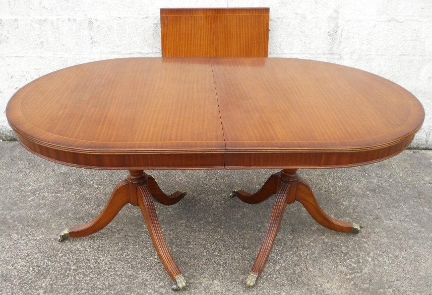 Antique Georgian Style Mahogany Extending Dining Table to  : antique georgian style mahogany extending dining table to seat eight sold 2261 p from www.harrisonantiquefurniture.co.uk size 857 x 586 jpeg 176kB